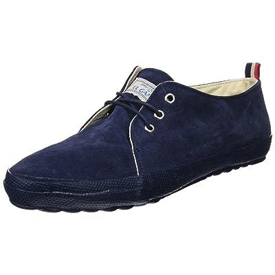 El Ganso Urban Dark Blue Suede, Chaussures de Fitness Homme
