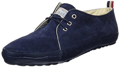 El Ganso Urban Dark Blue Suede, Zapatillas de Deporte para Hombre, Azul (Marino Único), 42 EU: Amazon.es: Zapatos y complementos