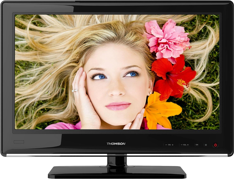 Thomson 863984 - Televisión LED de 22 pulgadas Full HD (50 Hz): Amazon.es: Electrónica