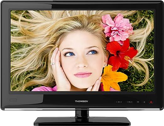 Thomson 863991 - Televisión LED de 24 pulgadas Full HD (50 Hz): Amazon.es: Electrónica