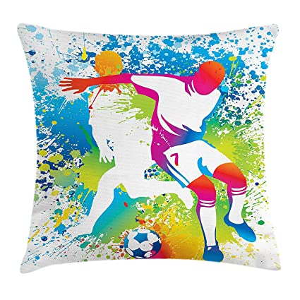 Amazoncom Riolaops Youth Throw Pillow Cushion Cover