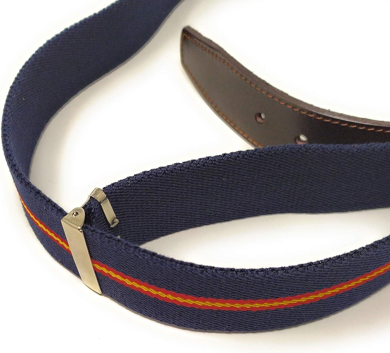 GOS Set Cinturón Hombre Ajustable   Pulsera   Llavero (Color 1): Amazon.es: Ropa y accesorios