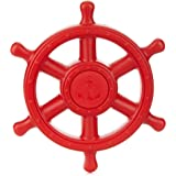 Squirrel Products Pirate Ship Wheel - Swing Set Accessories