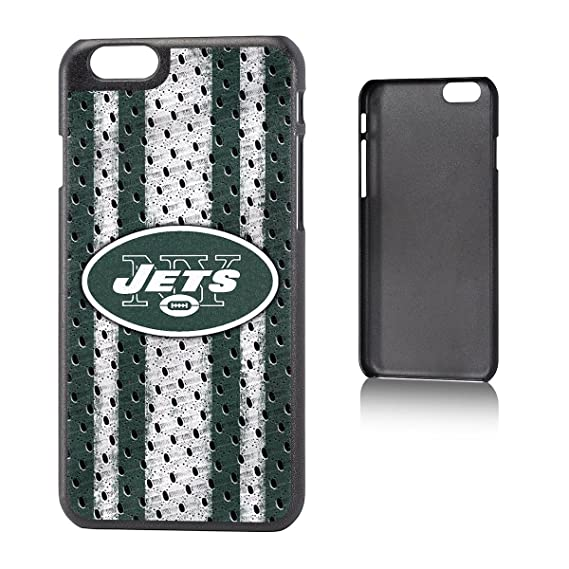 new concept aa5a4 5cadb NFL New York Jets iPhone 6 Protector Case, Green/White