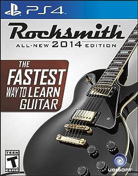 Rocksmith 2014 Edition for PlayStation 4