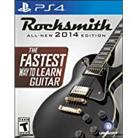 Rocksmith - 2014 Cable Included Edition, PlayStation 4