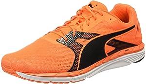 2d4c9246c307 Puma Men s NRGY Black and Folkstone Grey Running Shoes - 11 UK India ...