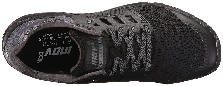 Inov-8 Women's All Train 215 Cross-Trainer US|Black/Grey Shoe B01G50MNY4 7 B(M) US|Black/Grey Cross-Trainer ae4d25