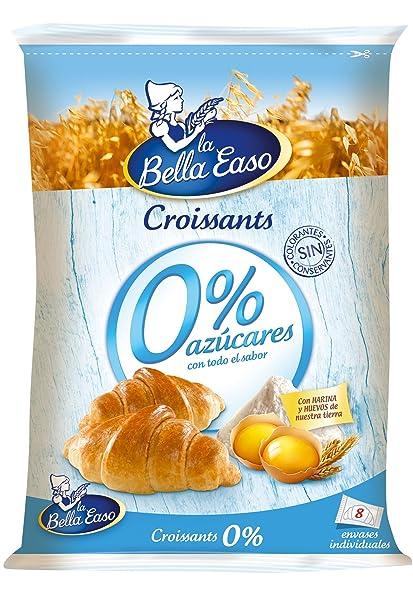 Croissants 0% Azúcares - Paquete de 8 x 30 gr - Total: 240 gr