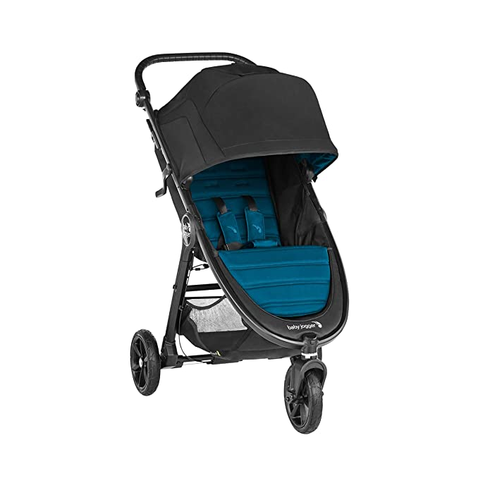 Baby Jogger City Mini GT Single Stroller - Mystic