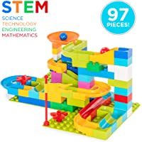 Deals on BCP 97-Piece Kids Create Your Own Marble Maze Puzzle Game Set