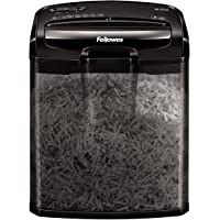 Fellowes M-7CM 7 Sheet Cross Cut Capacity Personal Shredder