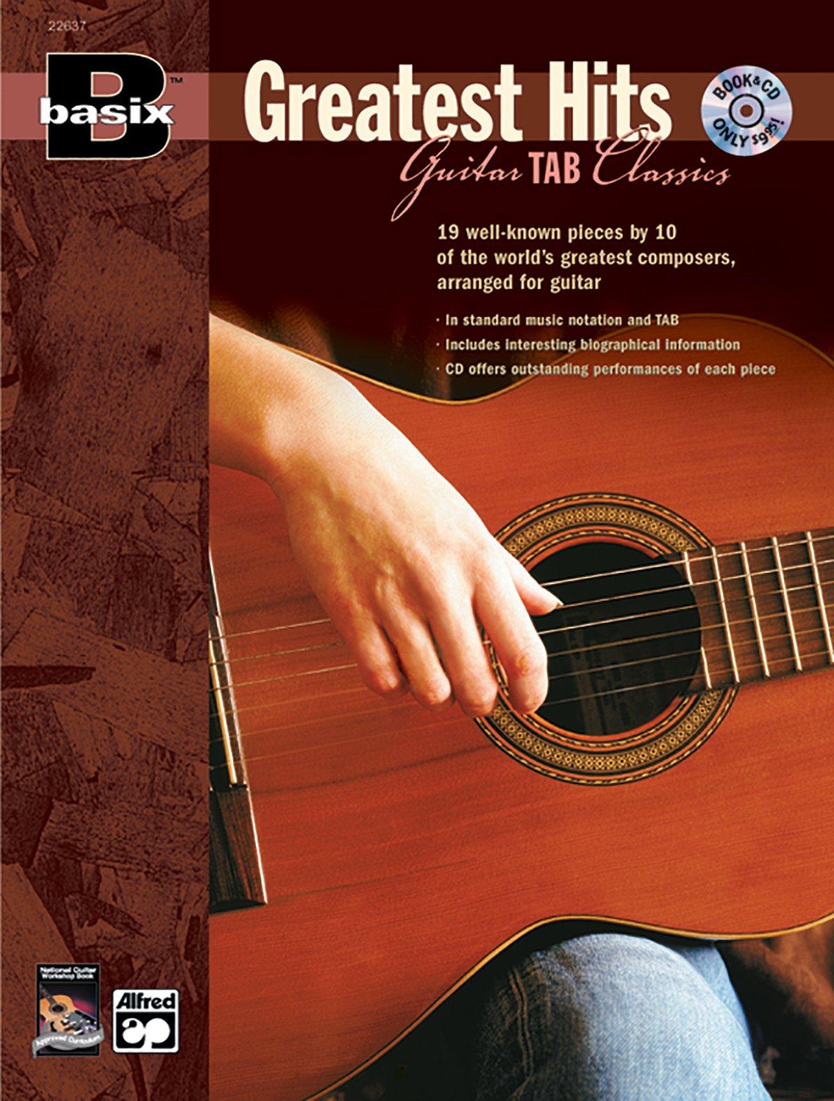Basix Greatest Hits Guitar Tab Classics (Basix(R) Series)