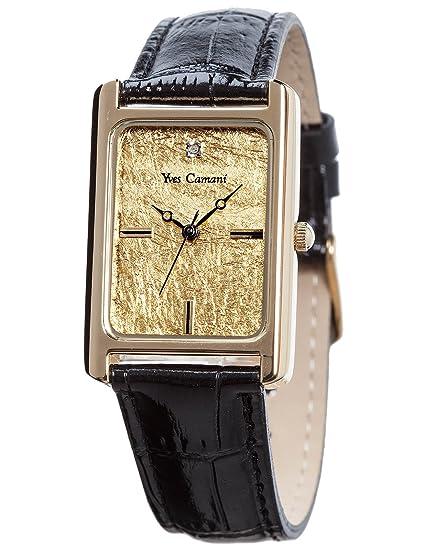 Yves Camani Reloj Loire Negro