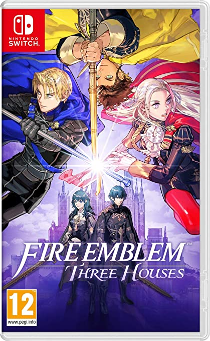Amazon Com Fire Emblem Three Houses Nintendo Switch Video Games In case you somehow don't know what tv tropes is tropes are devices and conventions that a writer can reasonably rely on as being present in the audience members' minds and expectations. three houses nintendo switch