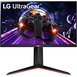 """LG 24GN650-B 24"""" Ultragear Full HD (1920 x 1080) IPS Display Gaming Monitor with 144Hz Refresh Rate with 1ms (GtG) AMD FreeSy"""