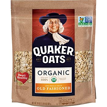 Quaker Old Fashioned Rolled Instant Oatmeal