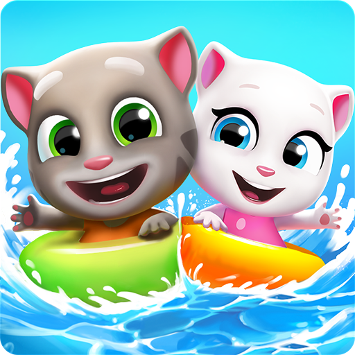 Talking Tom Pool - Puzzle Game from Outfit7 Limited