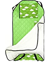 Urban Infant Tot Cot All-In-One Preschool / Daycare Toddler Nap Mat - Cloud