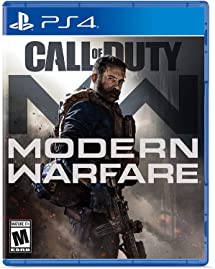 Call of Duty: Modern Warfare - PlayStation 4     - Amazon com