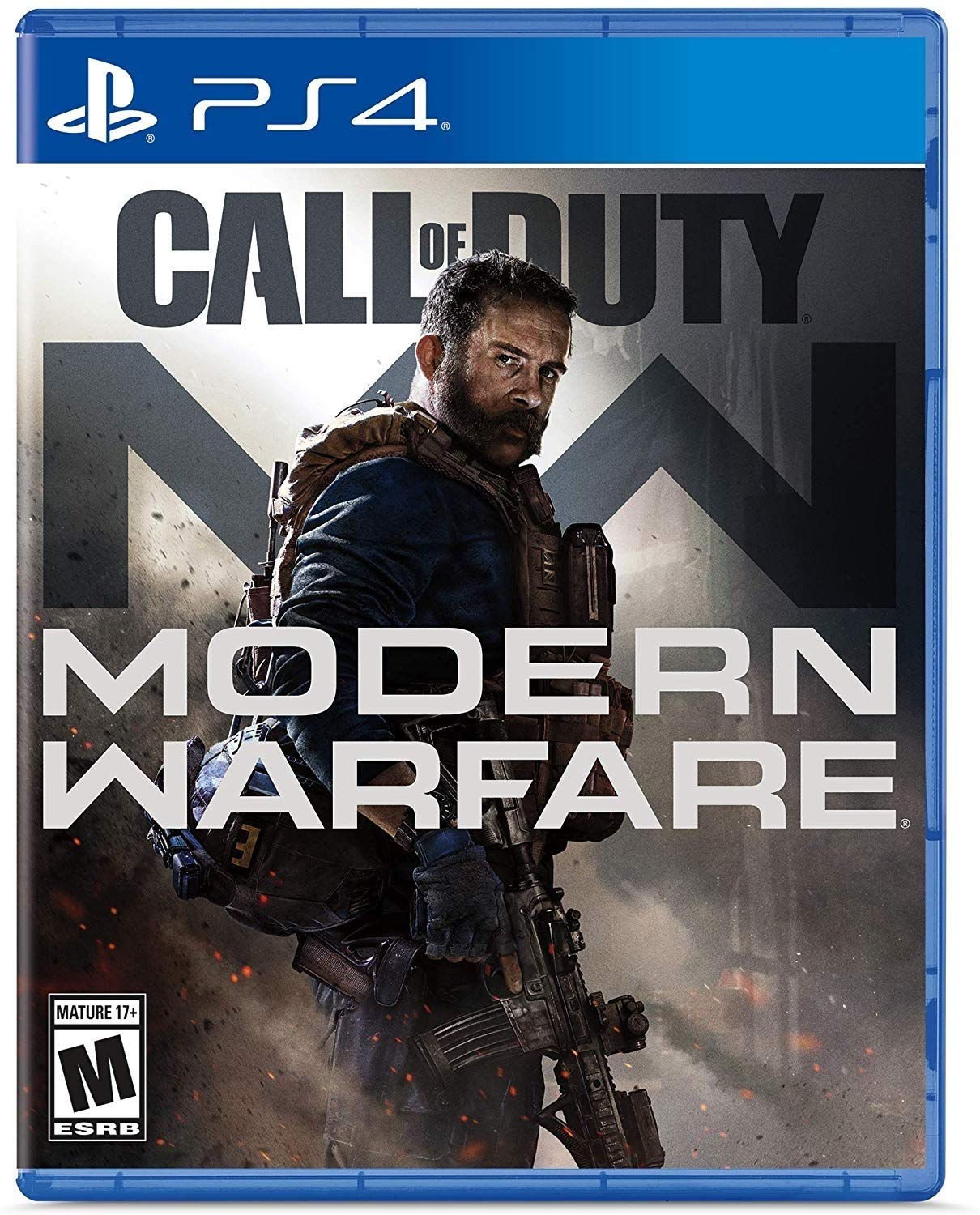 Call Of Duty Modern Warfare Playstation 4 Activision Inc Video Games