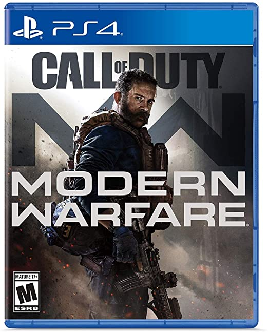 Amazon Com Call Of Duty Modern Warfare Playstation 4 Activision Inc Video Games