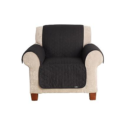 Super Surefit Furniture Friend Pet Throw Chair Slipcover Black Interior Design Ideas Ghosoteloinfo