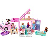 Barbie Estate Trailer dos Sonhos 3 em 1, Mattel