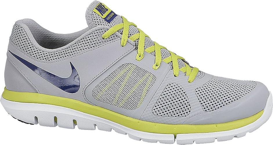 Nike Flex 2014 RN - Zapatillas de Running para Hombre, Color Gris ...
