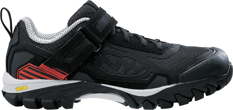 Northwave - Zapatillas de Ciclismo para Hombre 48, Color Negro ...