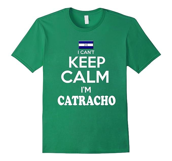 Amazon.com: Mens Honduras Keep Calm tshirt Soy Catracho tshirt Camiseta: Clothing