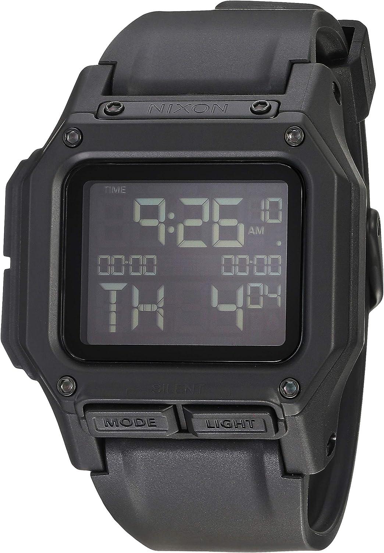 Nixon Regulus, Nixon Reloj Hombre, Nixon Reloj Digital Negro
