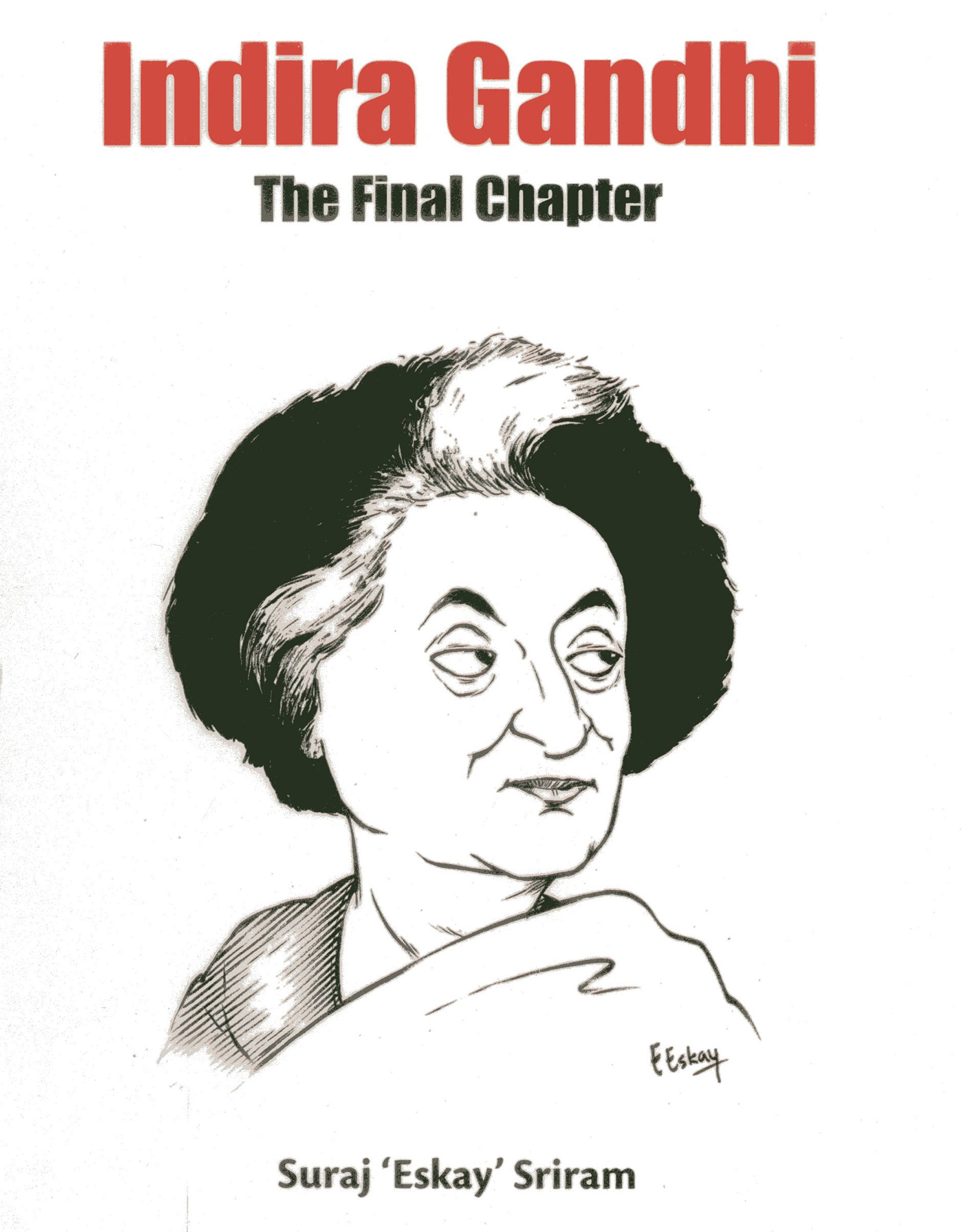 Download Indira Gandhi: The Final Chapter pdf epub