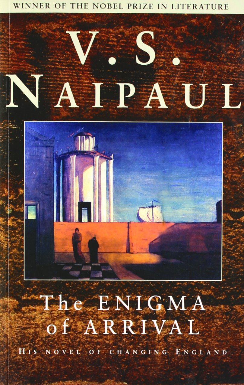 Read Online The Enigma of Arrival PDF