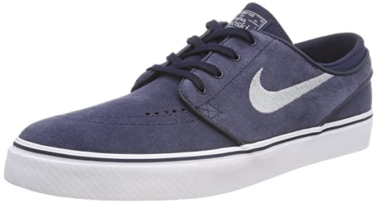 Nike Buty Nike Zoom Stefan Janoski 633014400 , azul, 44 EU: Amazon.es: Zapatos y complementos