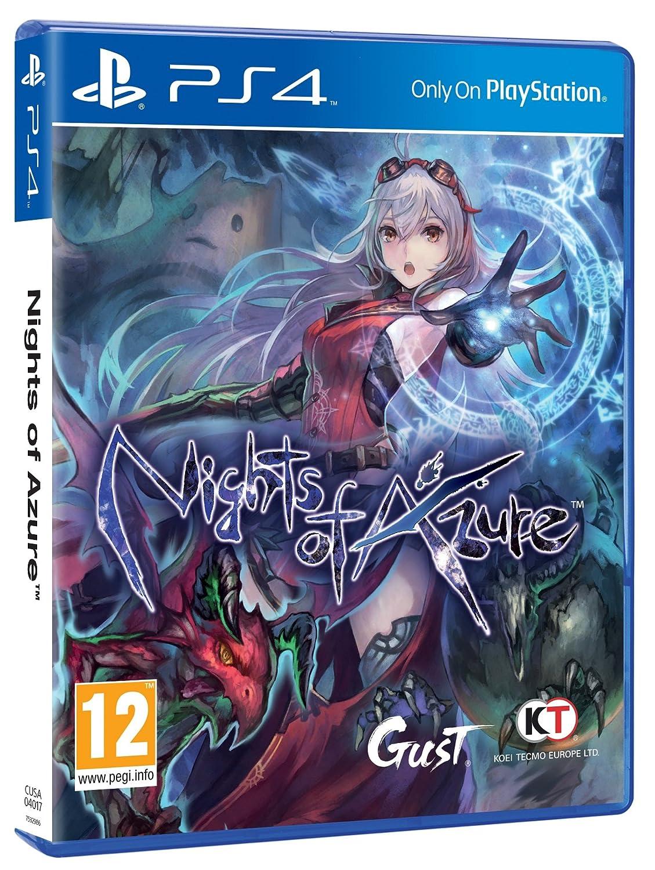 Nights of Azure: Amazon.de: Elektronik