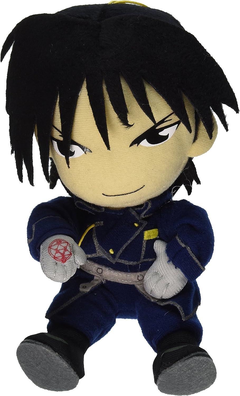 Fullmetal Alchemist 8/'/' Roy Plush Doll Anime Manga Licensed NEW