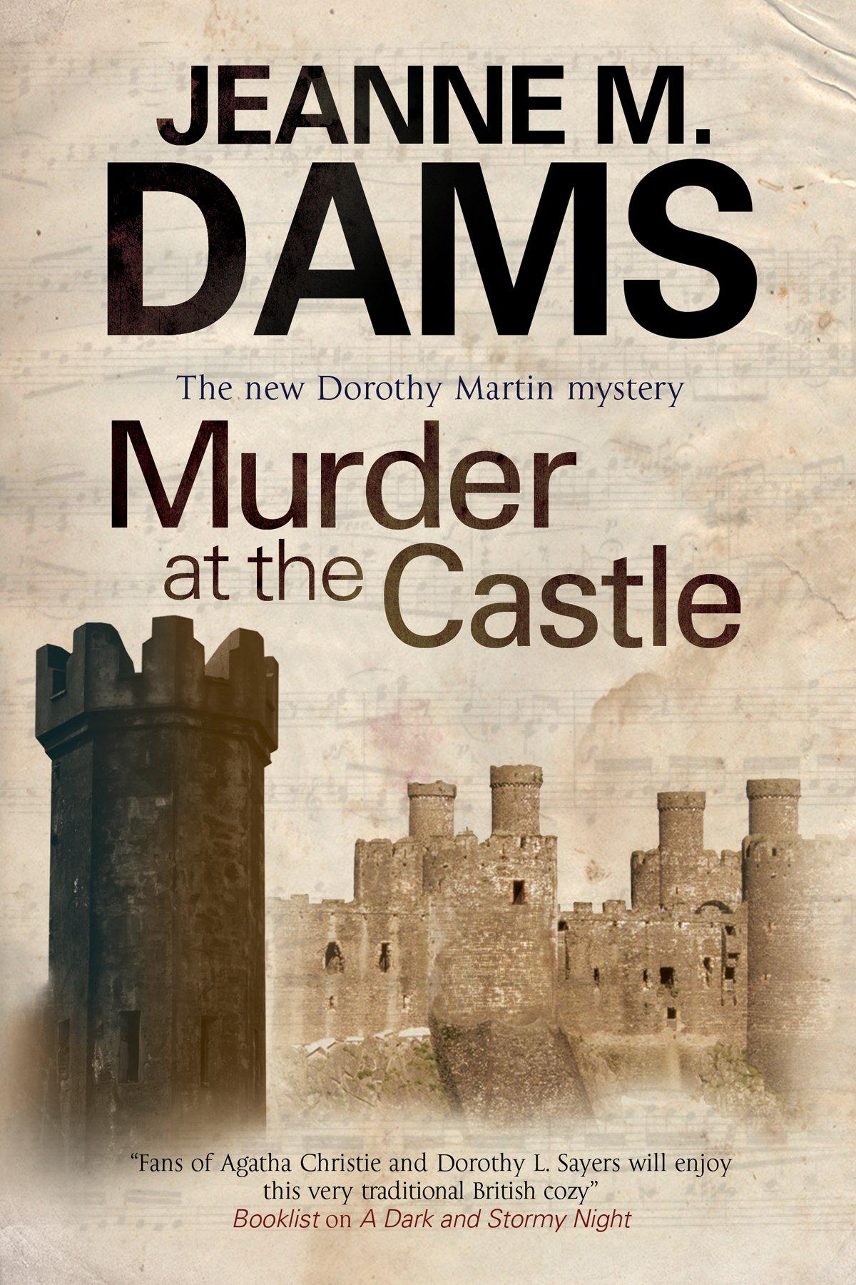 Murder at the Castle (A Dorothy Martin Mystery) pdf epub