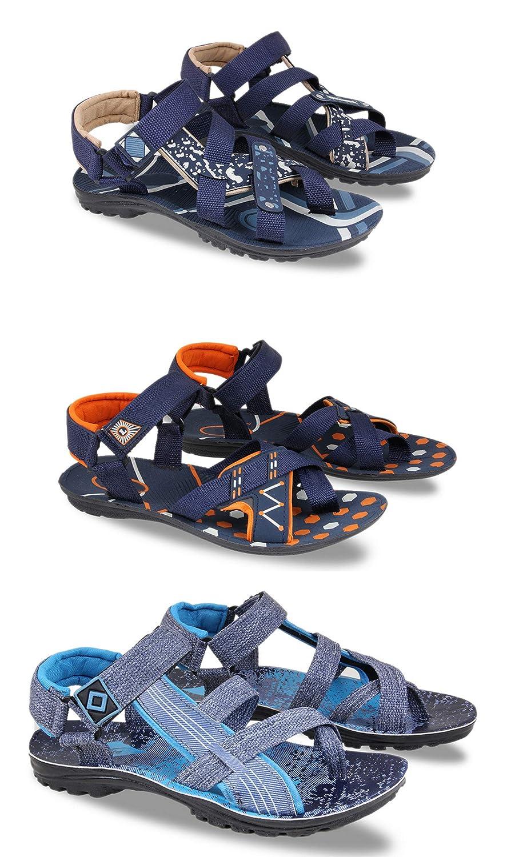 Sandals (220-BGBLU-218-NAVOR-219-BLU