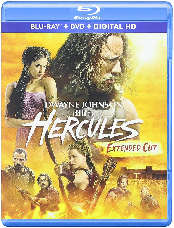 Amazon Com Hercules 2014 Blu Ray Movies Tv