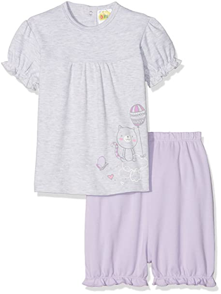 DIMO-TEX Shorty-Set Flying High, Conjuntos de Pijama para Bebés: Amazon.es: Ropa y accesorios