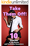 Take Them Off! 10 Stories of Big Bosses and Forbidden Encounters