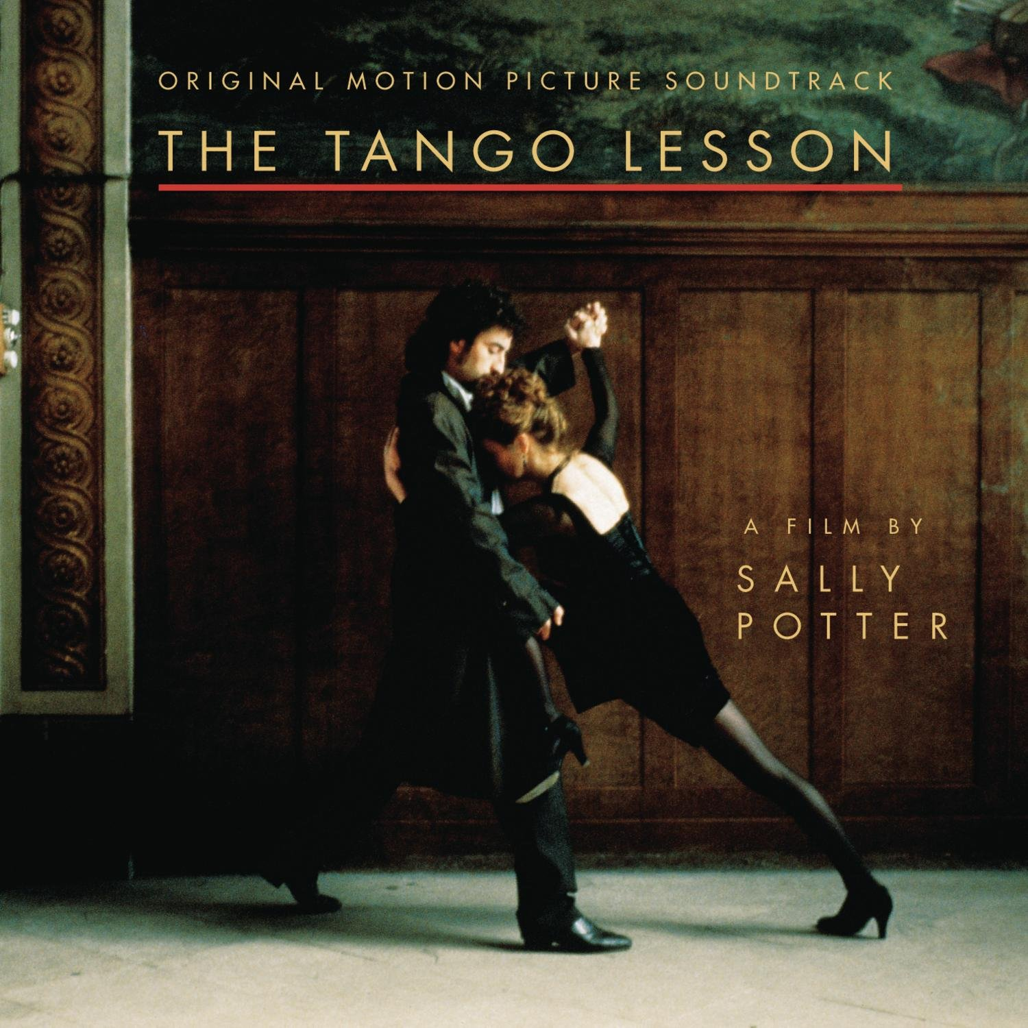The Tango Lesson Soundtrack 1997 Film