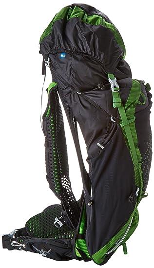 Osprey Paquetes Exos 38 Mochila, Color Basalt Black, tamaño Small: Amazon.es: Deportes y aire libre