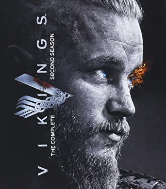 Vikings: The Complete Second Season Blu-ray Sous-titres