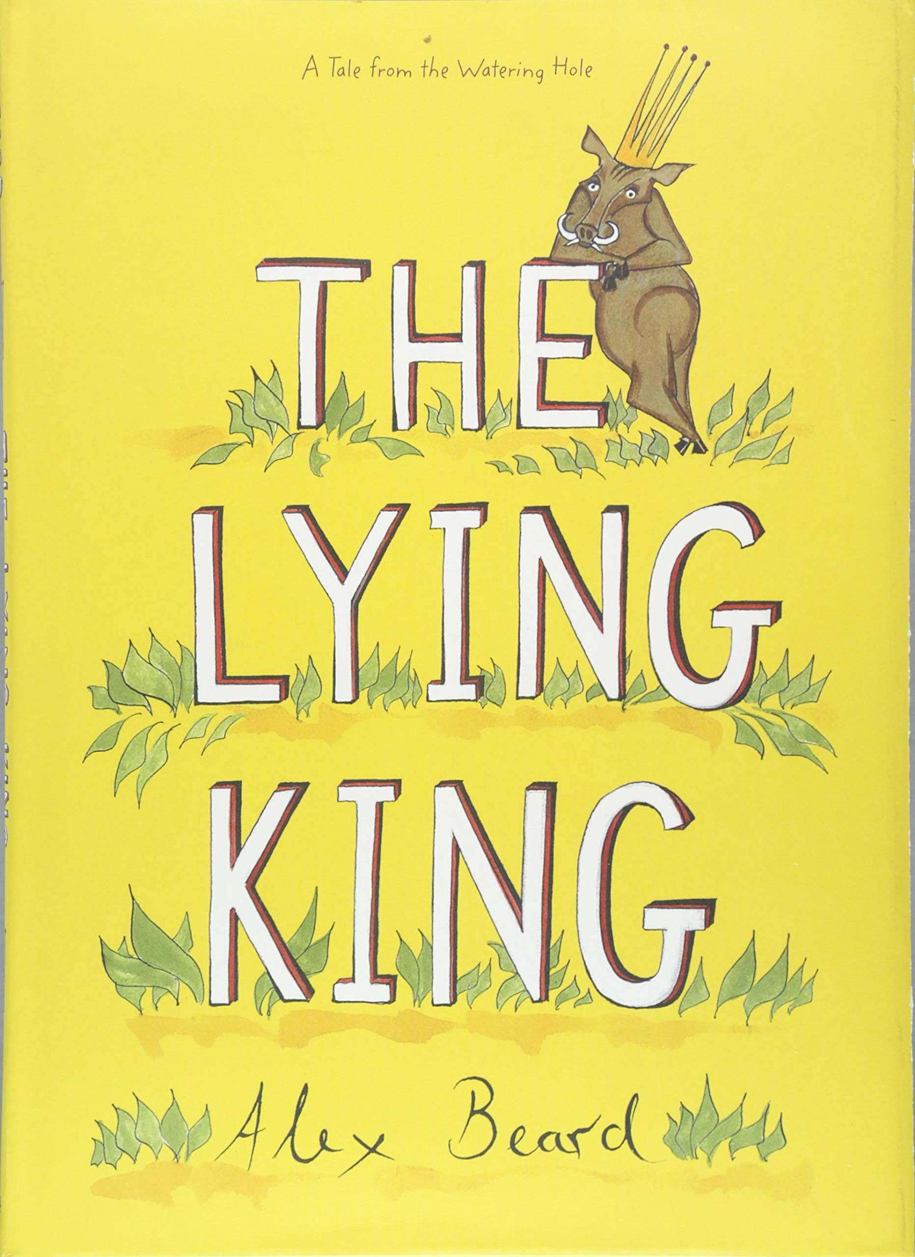 Lying King Alex Beard product image