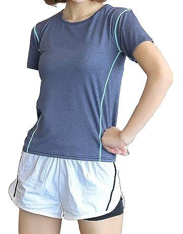 3ecb5e08 Amazon.co.uk: T-Shirts - Tops & Tees: Sports & Outdoors