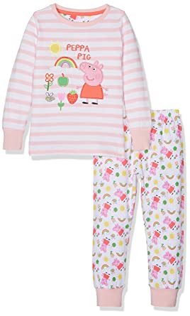 Peppa Pig Pyjamas Pink 12 18 Months Manufacturer Size 86