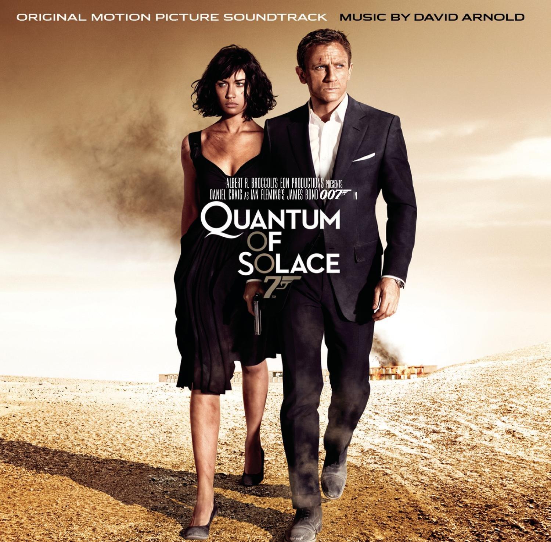 Quantum Of Solace: Crap New Bond Title Revealed new foto