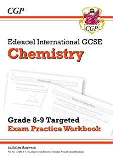 New Grade 9-1 Edexcel International GCSE Chemistry: Exam Practice
